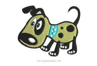 Diseños de Cachorro para Bordado