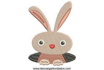 Bordados de Conejo para Bordar