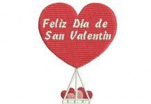 Diseños Bordados de San Valentín