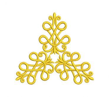 Arabescos Ornamentales Diseños Bordados