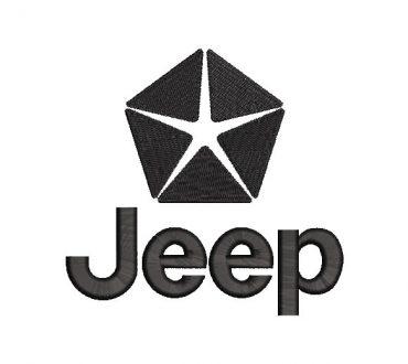 Bordado Logo Jeep