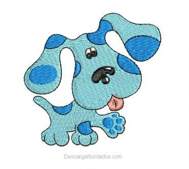 Descargar Bordados cachorro infantil