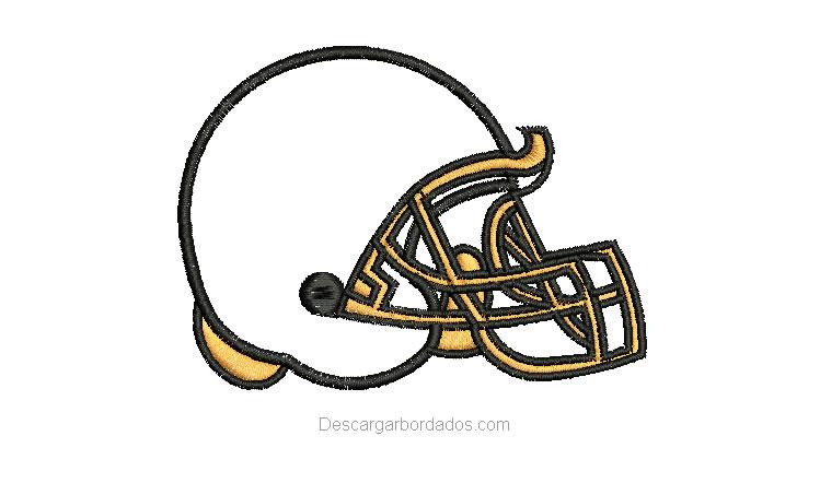 Casco de futbol americano