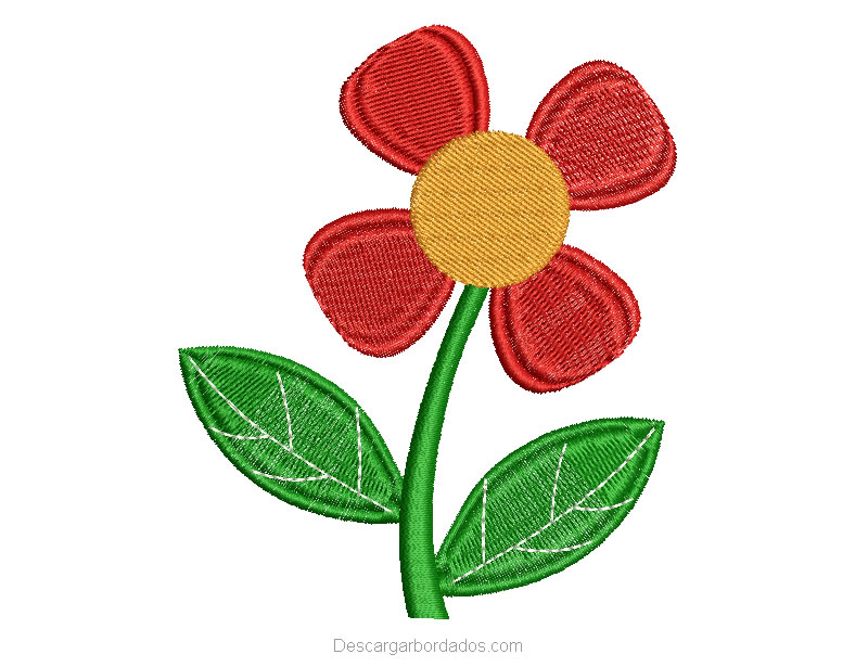 Diseno Bordado De Flores Para Bordar Gratis Descargar Disenos Bordados
