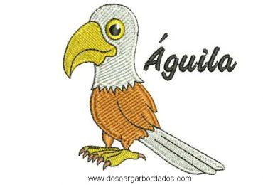 Diseños Bordado de águila