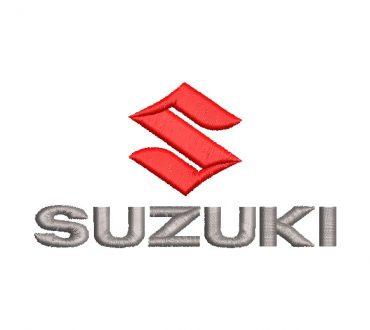 Logo Suzuki Diseños de Bordado