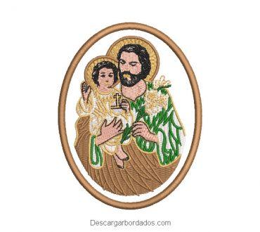San José Diseño de Bordado