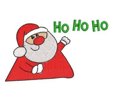Santa Claus de Navidad Ho Ho