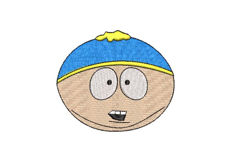 South Park Stan Marsh Diseños de Bordado